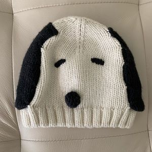 3 for $10 Baby Gap Snoopy Beanie